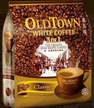 new 2013 Malaysia white coffee old town white coffee flavor horse old town 600 classic original green coffee weight