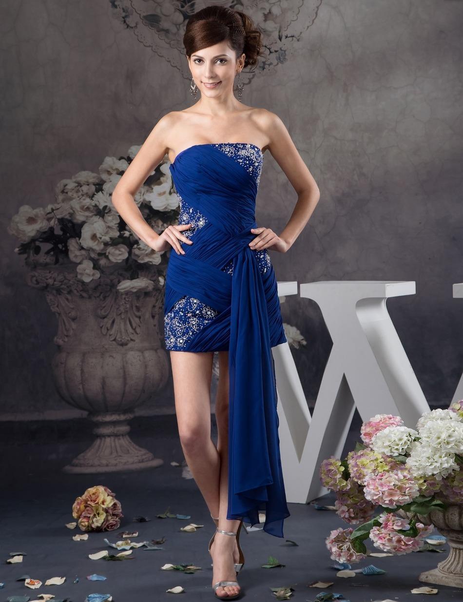 Plus la taille cocktail robes pour le mariage promotion for Robes formelles plus la taille pour les mariages