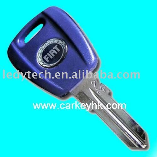 High quality Fiat transponder key with ID48(T6) chip2