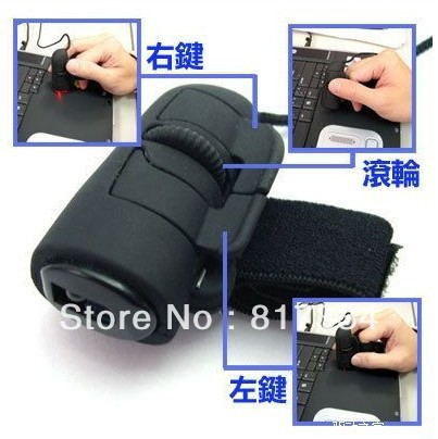 USB Computer finger mouse lazy thumb rings the mouse 3D Optical computer accessories mouse(China (Mainland))