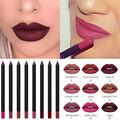 New Arrivals 9 Colors Makeup Lip Liner Huda Beauty Contour Matte Pencil Lipliner Sexy Cosmetics All
