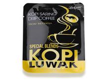 Free shipping lakun kopi luwak coffee tassimo coffee imported from Indonesia 10gx5pcs top quality