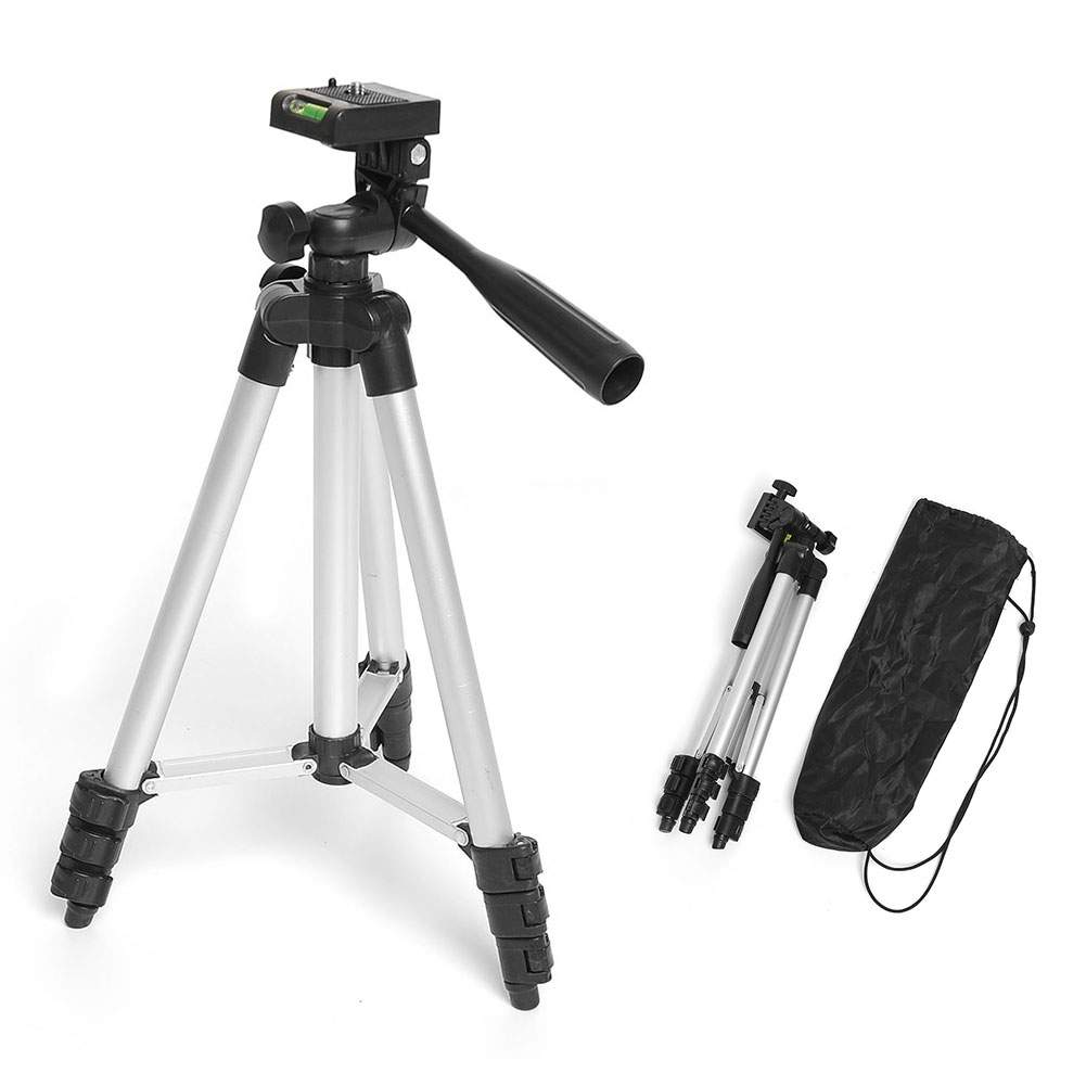 Гаджет  New Professional Aluminum WT3110A Camera Tripod for Sony Canon With Bag Free shipping None Бытовая электроника