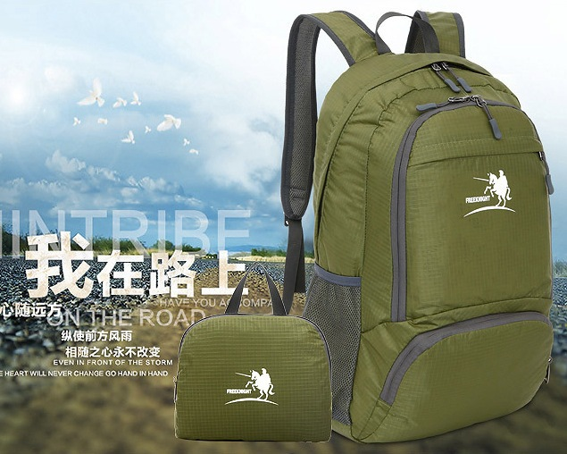 Big Volume outdoor traveling backpack 35L Mountaineering foldable backpack<br><br>Aliexpress