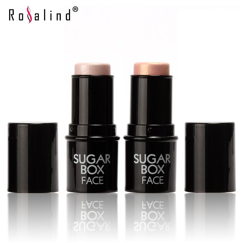 Гаджет  Rosalind 2015 Sugar box Highlighter stick All Over Shimmer Highlighting Powder Creamy Texture Water-proof Silver Shimmer Light None Красота и здоровье