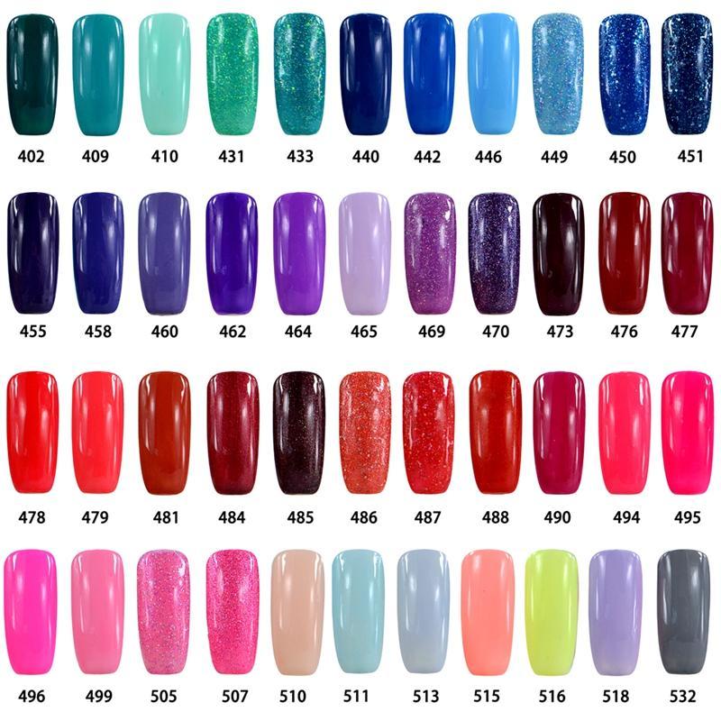 Wholesale Elite99 15ml Pick Soak Off Uv Nail Gel Color Polish ...