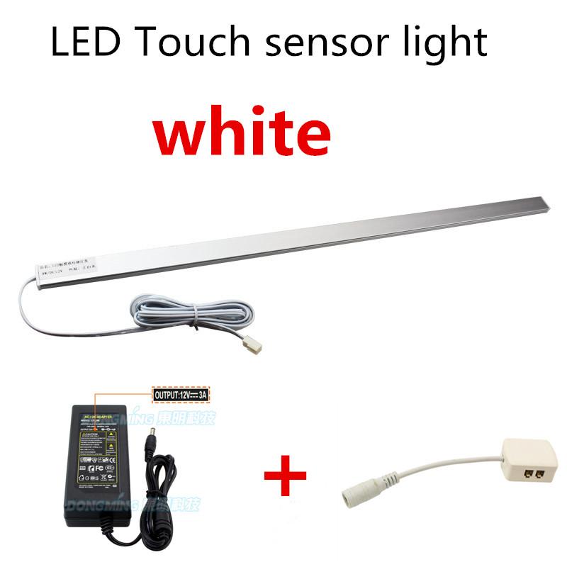 20pcs Lot 50cm Dc12v Dimmable Touch Sensor Light Led Strip: Online Kopen Wholesale Led Boekenkast Lichten Uit China