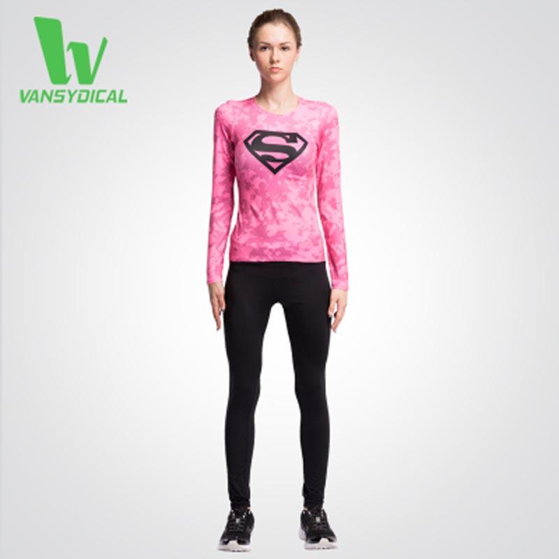 Woman 39 S Yoga Sets Compression Shirts Running Pants Base