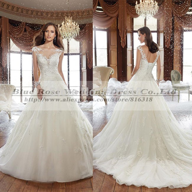 Vestido de noiva renda 2015 sexy vintage lace wedding for Western vintage wedding dresses