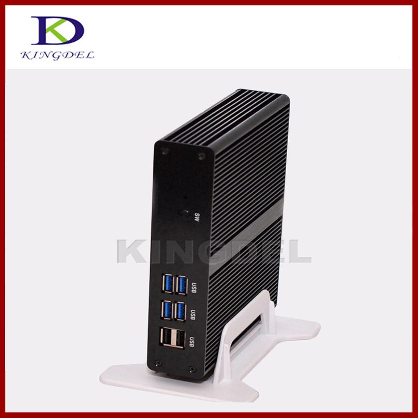 Lowest price mini pc computer Intel Celeron 2980U/3215U dual core,Inte HD Graphics,HDMI VGA,Lan,USB 3.0,WIFI,TV Box(China (Mainland))