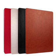 New high quality Business fashion Slim PU leather case For Apple ipad air 2 ipad 6 Luxury Fashion smart Book cover air2+pen+film(China (Mainland))