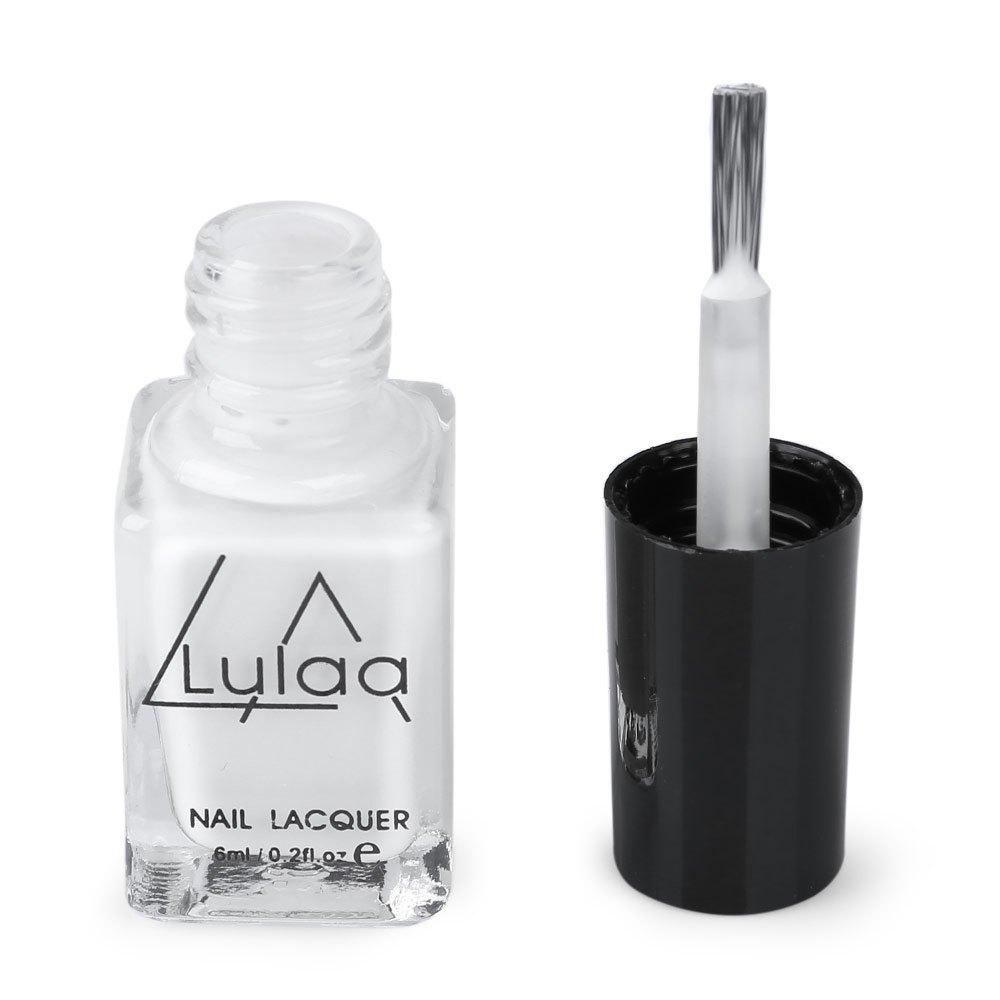 1pcs 6ml Finger Skin Protected Liquid Palisade Easy Clean Base Coat Care Nail Polish Hot Selling Pink And White Color Available(China (Mainland))