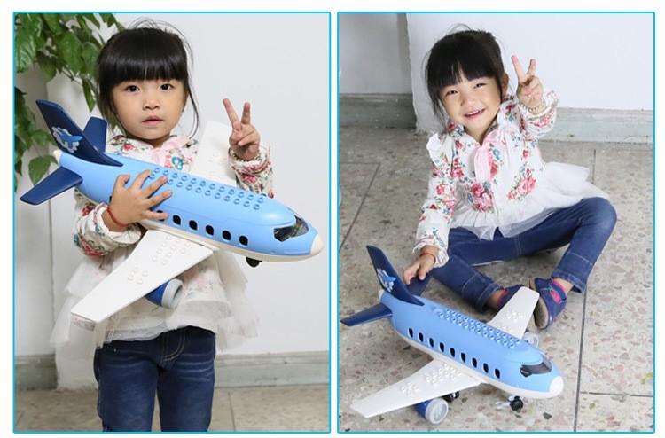 Massive dimension airport scene constructing Blocks kids's instructional toys Aerospace assembled mannequin 69pcs