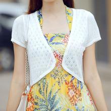 Spring/Summer/Autumn new vest sweaters  loose kimono cardigan women knit shawl pierced small waistcoat women tops,vest women(China (Mainland))
