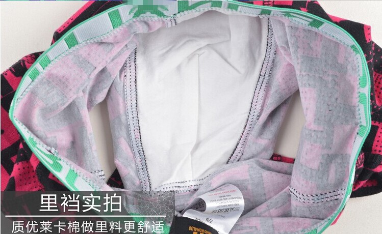 Детская одежда! к 2015 году новых детей хлопковое белье мальчика хлопок трусы трусы белье cueca1 много = 6шт