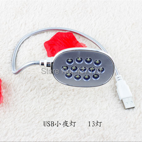 USB Computer Led Keyboard Light Lamp Notebook Table PC - Shanghai Global Trade Co.,Ltd store