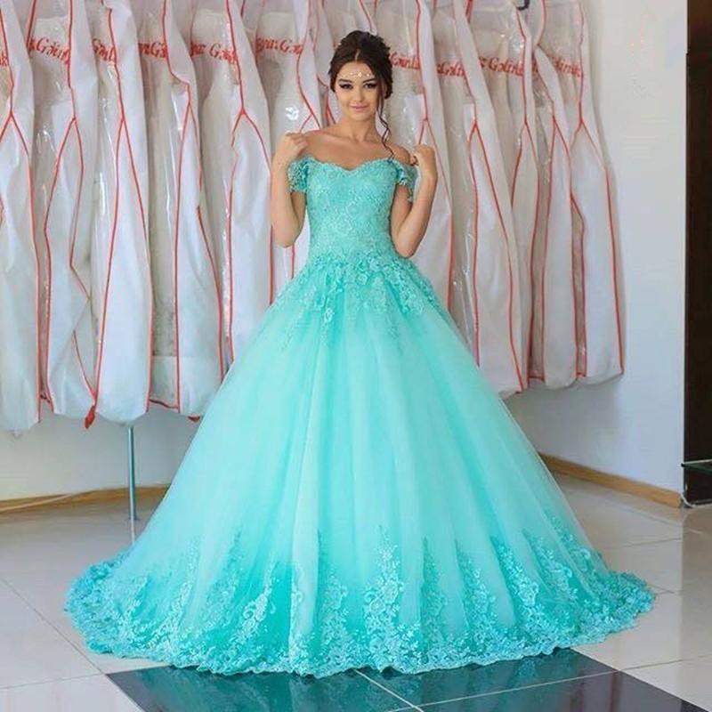 Popular blue colored wedding dresses buy cheap blue for Light colored wedding dresses