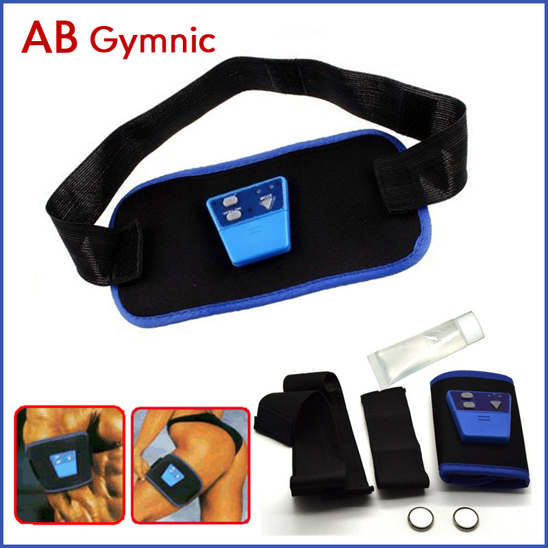 Electronic Muscle AB Gymnic Slimming Massage Belt For Waist & Arm & Leg Free Drop Shipping(China (Mainland))