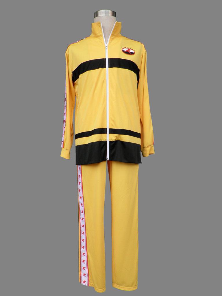 tennis no Oujisama / The Prince of Tennis Rikkaidai Junior High School winter uniform Cosplay Halloween Costumes(China (Mainland))