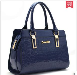 2015 Hot Sale Women bag Fashion Bags Alligator Handbags High Quality Famous Brand Doctor Hot Selling Designer Handbags Noble(China (Mainland))