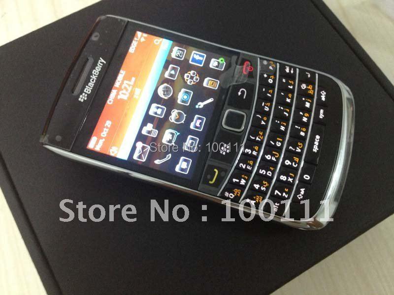 Free dhl/ems shipping & Original Arabic keyboard Blackberry bold 9700 3G Smartphone WIFI Phones(Hong Kong)