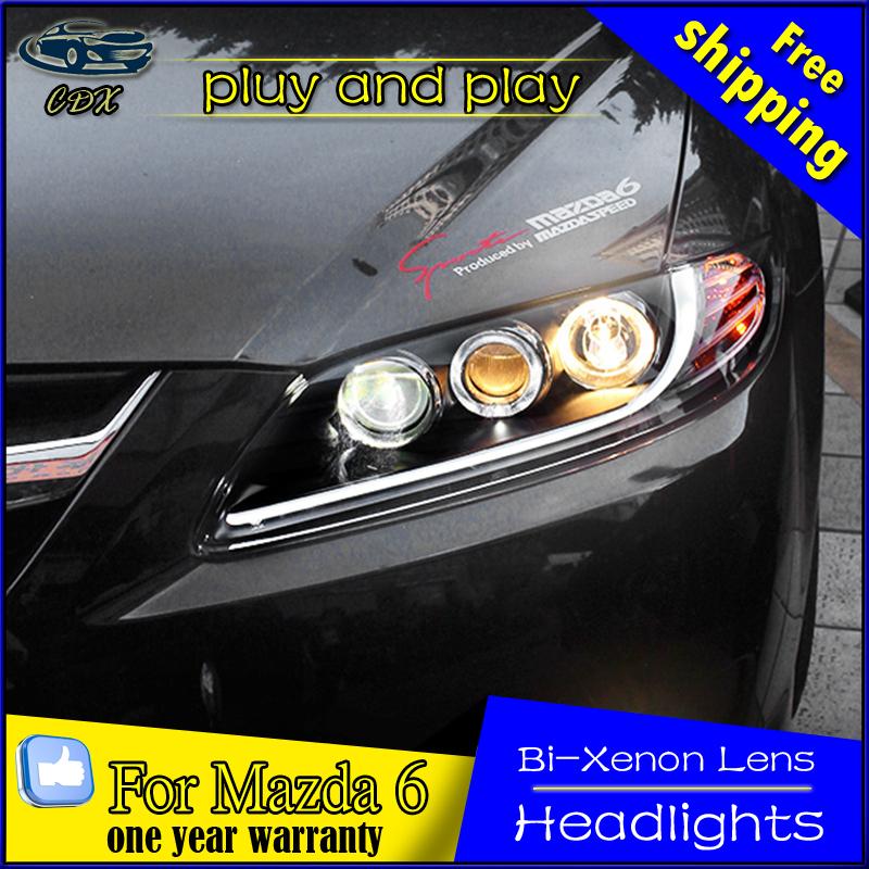 Online Buy Wholesale Mazda 6 Headlight From China Mazda 6 Headlight Wholesalers
