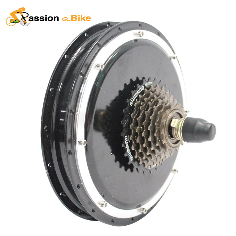 Passion Ebike 48v 1000w 1500w Brushless Non Gear Electric