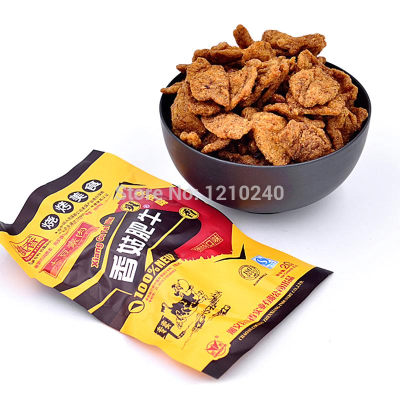 Гаджет  Dried Bean Products Tasty Snack Chinese Specialty Delicious Food Spicy Strips *20g None Еда