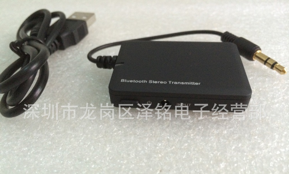 Wireless transmitter bluetooth transfer for Tv phone iphone Samsung S6 S3 S4 Note 3 2 Google wholesale(China (Mainland))