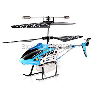 2015 Newest RC Helicopter SYMA S107P Tail Lock Gyro Radio Control Drone 3 Channel Bubble Alloy Flashing RC helicopter Toy(China (Mainland))