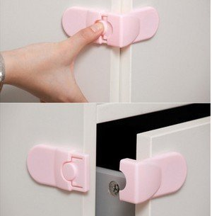 Baby Drawer Safety Lock For Door Cabinet Refrigerator Window,Baby safe products.baby care