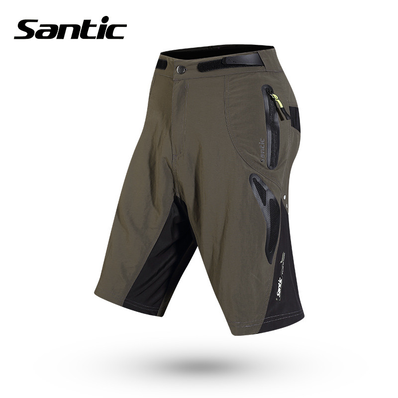 Men Santic Detachable Cushion ropa deportiva men Padded Cycling MTB Downhill Shorts Professional maillot invierno mtb M5C05059V<br><br>Aliexpress