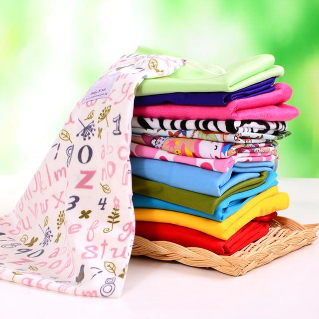 Водонепроницаемый детские пеленки мешки много цветов печатных детские сумка для мамы ...