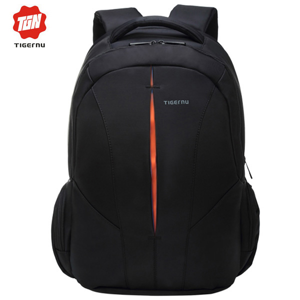 Tigernu Backpack Student College Waterproof Nylon Backpack Men Women Material Escolar Mochila Quality Brand Laptop Bag Backpack(China (Mainland))