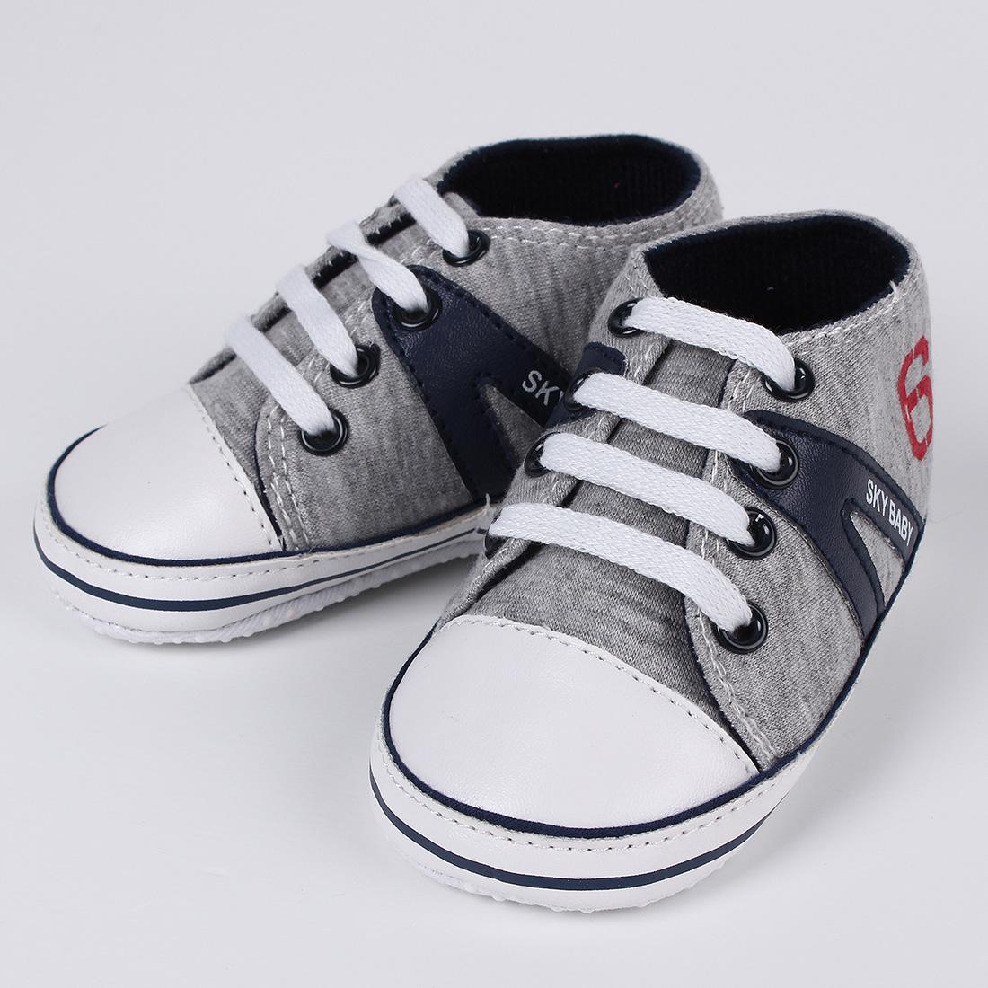 0-18 Months Cute Infant Toddler Baby Shoes Girl Boy Soft Sole Sneaker 11-13cm Prewalker First Walker Crib Kids & Mothercar(China (Mainland))