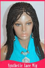 Twist Braided Lace Front