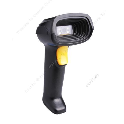 Free Shipping!!Wireless Code Barcode Laser Scanner Reader Long Distance Non-obstacle 300-400M<br><br>Aliexpress