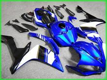 Buy Motorcycle Fairing kit YAMAHA YZFR1 07 08 Blue white black YZF R1 2007 2008 YZF1000 Injection mold Fairings Set+7gifts YG02 for $455.05 in AliExpress store