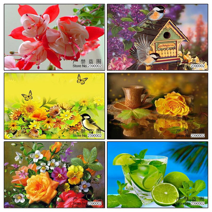 Schilderij vogel huizen promotie winkel voor promoties schilderij vogel huizen op - Schilderij kooi d trap ...