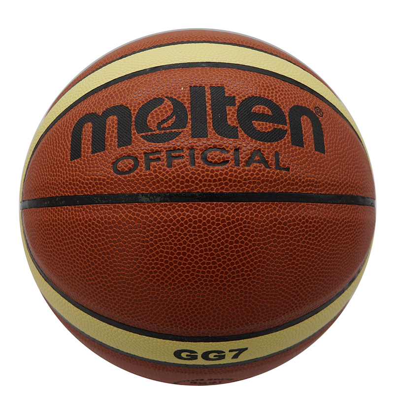 2016 Molten GG7 Official Size7 Basketball Ball PU Indoor Outdoor Leather Basketball Ball Match Training Equipment IB789-GG7(China (Mainland))