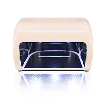 YZWLE 1 Pc New Original Nail Dryer Machine 9W Light  30S 60S 90S Drying Profession LED UV Lamp For UV Gel LED Gel Nail Art Tools