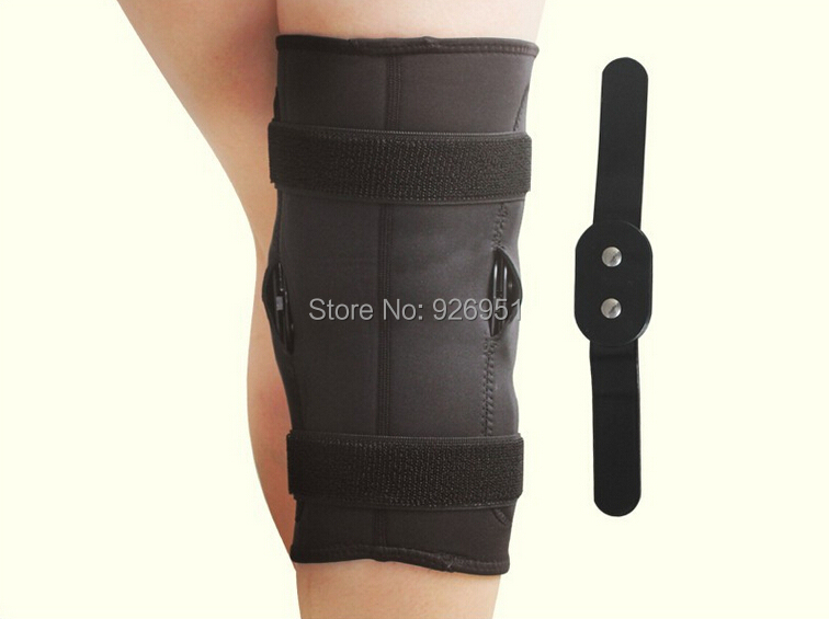 AOLIKES NO.616-1  size:XL Neoprene sports knee supportsAolikes function pressurized steel spring kneepad basketball football<br><br>Aliexpress
