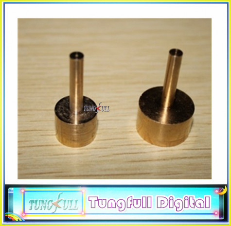 free shipping good qualityElectric iron head openings openings dedicated drum head heating head copper head openings 13mm<br><br>Aliexpress