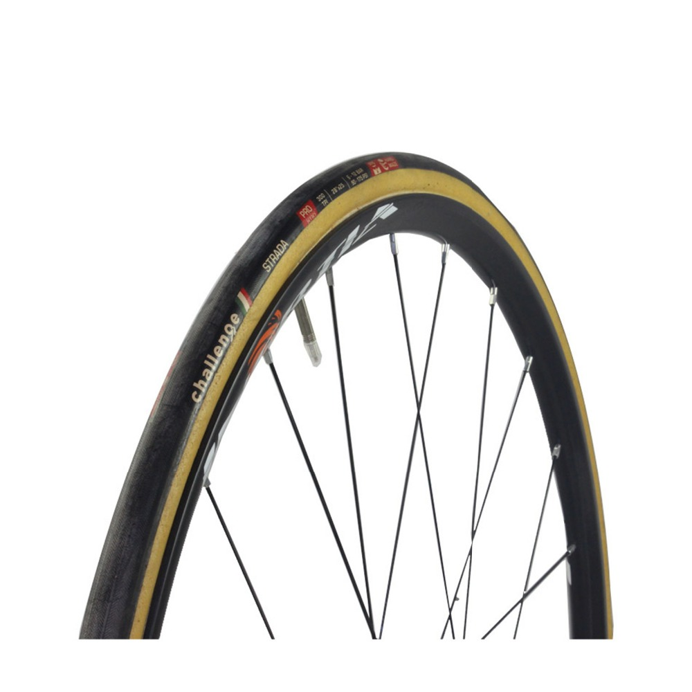 "Challenge 28""x25mm tubulars with latex inner tube Bicycle Tire (used for road racing/big rider/rough roads)CH-STRADA tubulars(China (Mainland))"