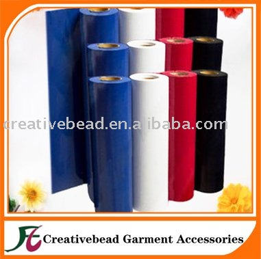 Flock heat transfer film , transfer film vinyle ,high quality(China (Mainland))