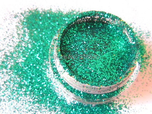 Grass Green Solvent Resistant Fine Glitter(China (Mainland))