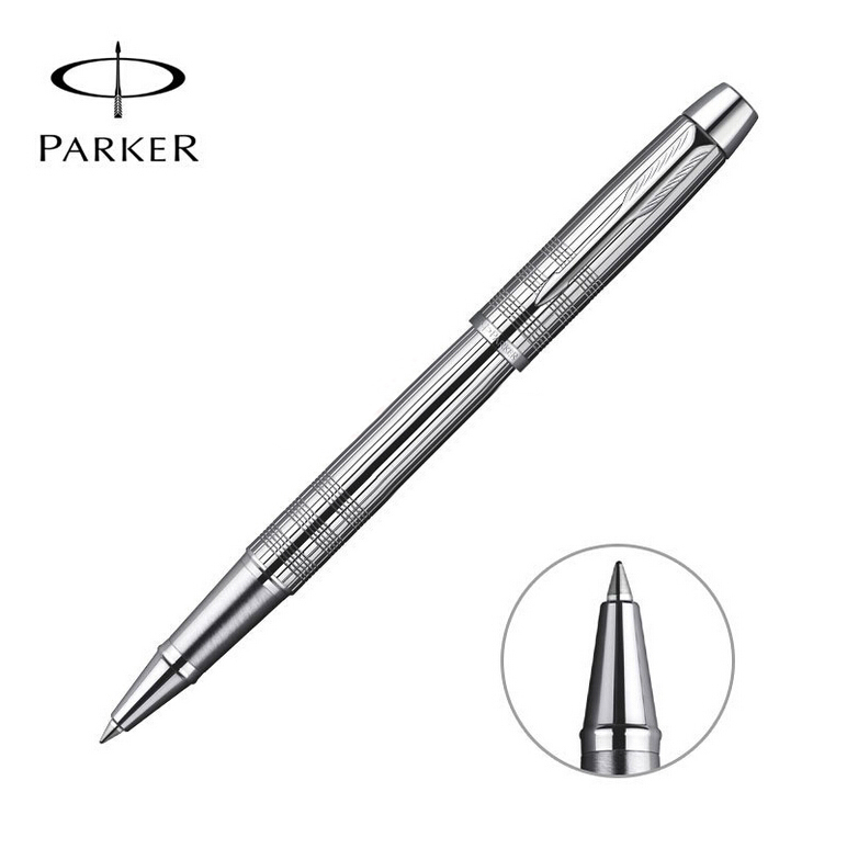 2015 hot selling Parker pen the original design of the metal free send silver Parker pen ballpoint pen writing convenient<br><br>Aliexpress
