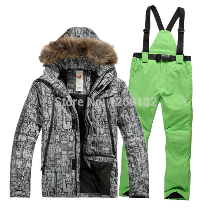 burton ski wear suits ski suits men suits official network synchronization styles authentic quality veneer double board(China (Mainland))