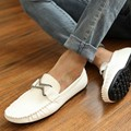 Men Shoe Driving Boat 2016 Shoes for Men Casual Shoes Fashion Real Leather Slip On Outdoor