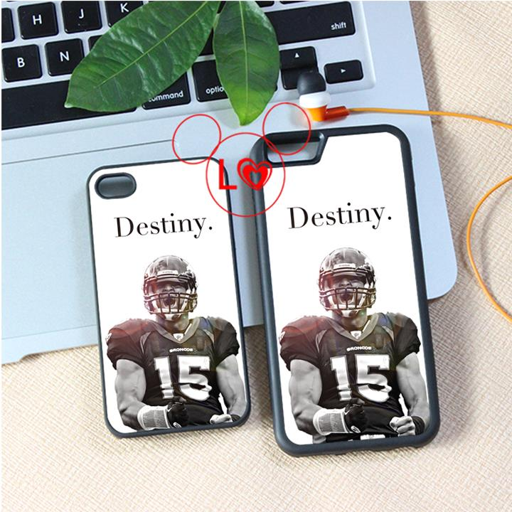Tim Tebow Destiny fashion cover case for iphone 4 4s 5 5s 5c SE 6 6s 6Plus & 6S plus #A3471(China (Mainland))